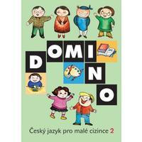 Domino Český jazyk pro malé cizince 2 - učebnice