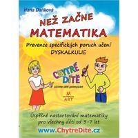 """Chytré dítě - Než začne matematika  3.-7. let  (výukový CD-ROM) """"nakl. PACHNER"""""""