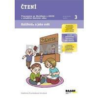 Pracujeme se školákem s ADHD v mladším školním věku (3) Čtení