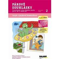 Procvičování učiva českého jazyka pro 2. až 3. ročník ZŠ (2) Párové souhlásky