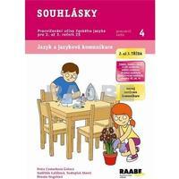 Procvičování učiva českého jazyka pro 2. až 3. ročník ZŠ (4) Souhlásky