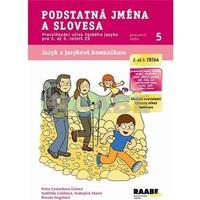 Procvičování učiva českého jazyka pro 2. až 3. ročník ZŠ (5)) Pod.jména a sloves