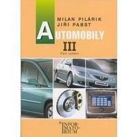 Automobily III. pro 3.ročník UO Automechanik (3.vydání)