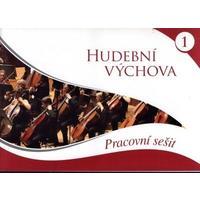 Hudební výchova 1 - pracovní sešit pro 3. - 5.ročník ZŠ ČERVENÁ  (MAV 001)