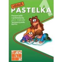 Hravá pastelka 1 MŠ - pracovní sešit pro 4 - 5leté děti