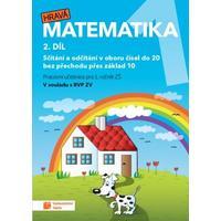 Hravá matematika 1.ročník - 2.díl pracovní učebnice