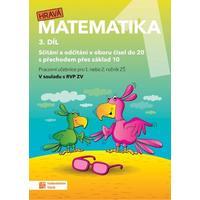 Hravá matematika 1.ročník - 3.díl pracovní učebnice