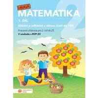 Hravá matematika 2.ročník ZŠ - 1.díl pracovní učebnice