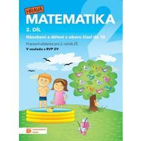 Hravá matematika 2.ročník ZŠ - 2.díl pracovní učebnice