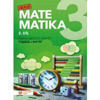 Hravá matematika 3.ročník ZŠ - 2.díl pracovní sešit