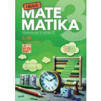 Hravá matematika 3.ročník ZŠ - 2.díl učebnice
