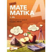 Hravá matematika 4.ročník ZŠ - 1.díl pracovní sešit