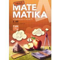 Hravá matematika 4.ročník ZŠ - 1.díl učebnice