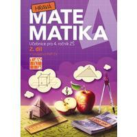 Hravá matematika 4.ročník ZŠ - 2.díl učebnice