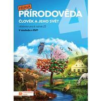 Hravá přírodověda 4.ročník ZŠ - učebnice