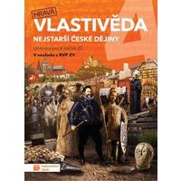 Hravá vlastivěda 4.ročník ZŠ (Nejstarší české dějiny) - učebnice
