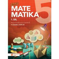Hravá matematika 5.ročník ZŠ - 1.díl pracovní sešit