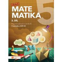 Hravá matematika 5.ročník ZŠ - 2.díl pracovní sešit