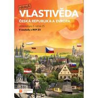 Hravá vlastivěda 5.ročník ZŠ (Česká republika a Evropa) - učebnice