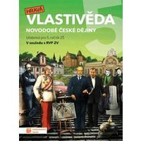 Hravá vlastivěda 5.ročník ZŠ (Novodobé české dějiny) - učebnice