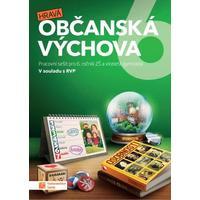 Hravá občanská výchova 6.ročník ZŠ a VG - pracovní sešit