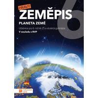 Hravý zeměpis 6.ročník ZŠ a VG - učebnice  Planeta Země