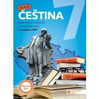 Hravá čeština 7.ročník ZŠ a VG - učebnice