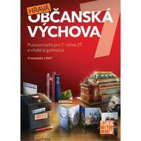 Hravá občanská výchova 7.ročník ZŠ a VG - pracovní sešit