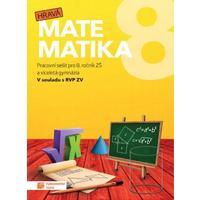 Hravá matematika 8.ročník ZŠ a VG - pracovní sešit