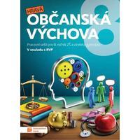 Hravá občanská výchova 8.ročník ZŠ a VG - pracovní sešit