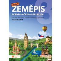 Hravý zeměpis 8.ročník ZŠ a VG (Evropa a ČR) - pracovní sešit
