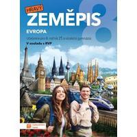Hravý zeměpis 8.ročník ZŠ a VG ( Evropa ) - učebnice