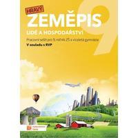 Hravý zeměpis 9.ročník ZŠ a VG (Lidé a hospodářství) - pracovní sešit