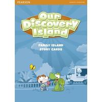 Our Discovery Island Starter - Storycards