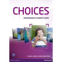 Choices Intermediate - Student's Book with Active Book CD-ROM