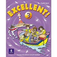 Excellent! 3 - Pupil's Book