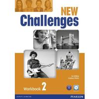 New Challenges 2 - Workbook with audio CD
