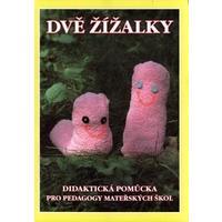 Dvě žížalky - didaktická pomůcka pro pedagogy mateřských škol