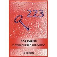 223 cvičení z francouzské mluvnice s klíčem