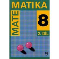 Matematika pro 8. ročník ZŠ - 2.díl učebnice