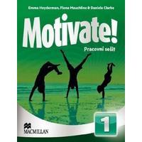 Motivate! 1 - Pracovní sešit   (česká verze)