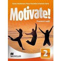 Motivate! 2 - Pracovní sešit  (česká verze)