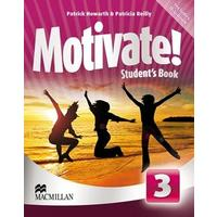 Motivate! 3 - Student's Book Pack