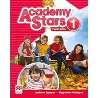 Academy Stars 1 - Pupils Book Pack