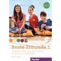Beste Freunde 1 (A1/1) - pracovní sešit + CD ROM  (česká verze)