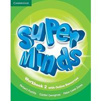 Super Minds 2 - Workbook with Online Resources