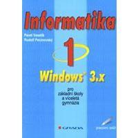 Informatika 1. Windows 3.X - pracovní sešit