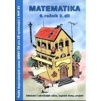 Matematika (6.ročník 2.díl) - dle doporučených osnov MŠMT pro ZŠ z RVP