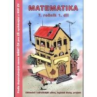 Matematika (7.ročník 1.díl) - dle doporučených osnov MŠMT pro ZŠ z RVP