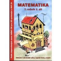 Matematika (7.ročník 2.díl) - dle doporučených osnov MŠMT pro ZŠ z RVP